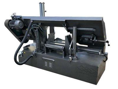 Полуавтоматический станок GRACH 400 S под углом 90 °