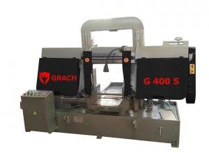 Полуавтоматический станок GRACH G 400 S под углом 90 °