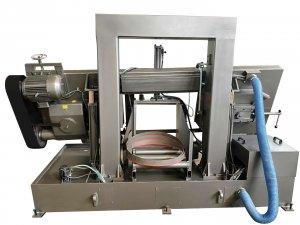 Полуавтоматический станок GRACH G 500 S для резки под углом 90 °_1