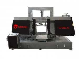 Полуавтоматический станок GRACH G 500 S для резки под углом 90 °