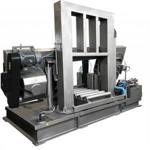 Полуавтоматический станок GRACH G 800 S для резки под углом 90 °_1