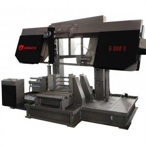 Полуавтоматический станок GRACH G 800 S для резки под углом 90 °