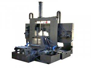 Полуавтоматический станок GRACH G 1000 S для резки под углом 90 °_1