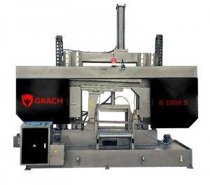 Полуавтоматический станок GRACH G 1000 S для резки под углом 90 °_0