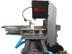 Вертикальный ленточнопильный станок GRACH V2T 500x100 с подвижным столом_5