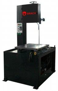 Вертикальный ленточнопильный станок GRACH V2T 1000x200 с подвижным столом_1