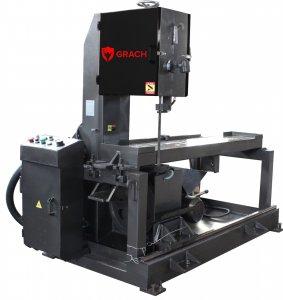 Вертикальный ленточнопильный станок GRACH V2T 1000x400 с подвижным столом_5
