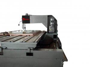 Вертикальный ленточнопильный станок GRACH V3F 1300x200 с подвижной рамой_1