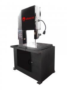 Вертикальный ленточнопильный станок GRACH V2M 600х120 с ручной подачей заготовки_3