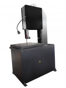 Вертикальный ленточнопильный станок GRACH V2M 400х100 с ручной подачей заготовки_2