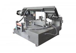 Полуавтоматический станок GRACH 300 S M для резки под углом 45 - 90 °_1