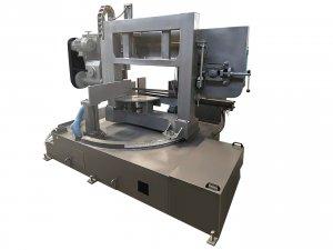 Полуавтоматический станок GRACH G 620 S M для резки под углом 45 - 90 °_1
