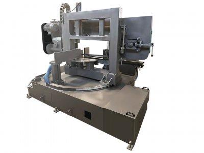 Полуавтоматический станок GRACH G 620 S M для резки под углом 45 - 90 °
