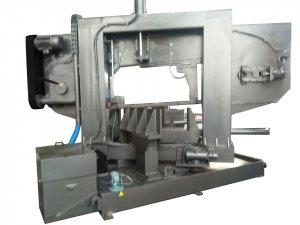Полуавтоматический станок GRACH G 700 S M для резки под углом 45 - 90 °_1