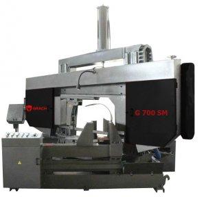 Полуавтоматический станок GRACH G 700 S M для резки под углом 45 - 90 °_0