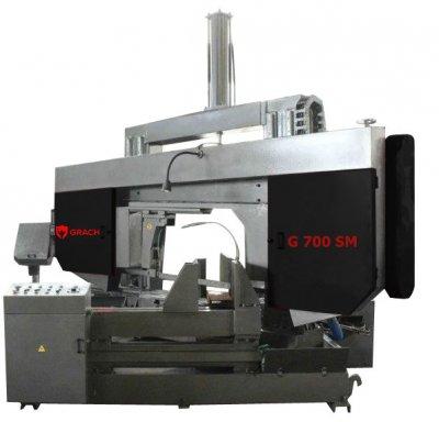Полуавтоматический станок GRACH G 700 S M для резки под углом 45 - 90 °
